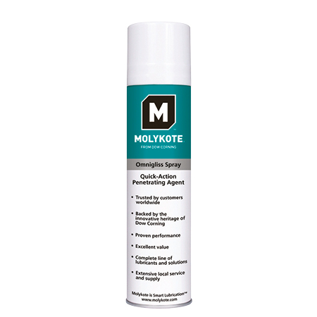 Масло Molykote Omnigliss Oil Spray